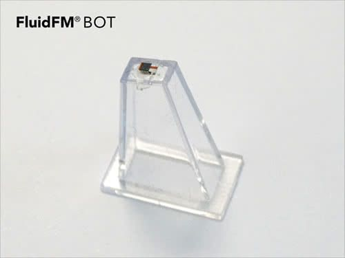 FluidFM probe for the FluidFM BOT system